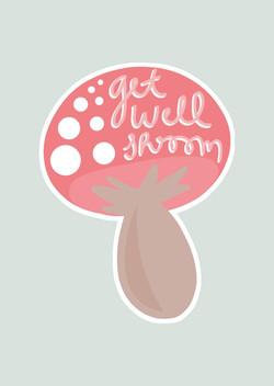 Get Well Shroom
