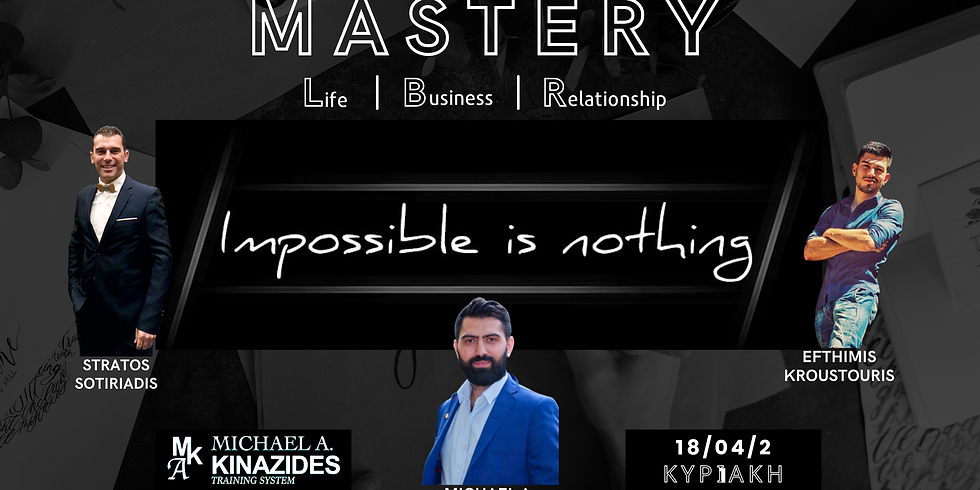 Life Business Relationship MASTERY