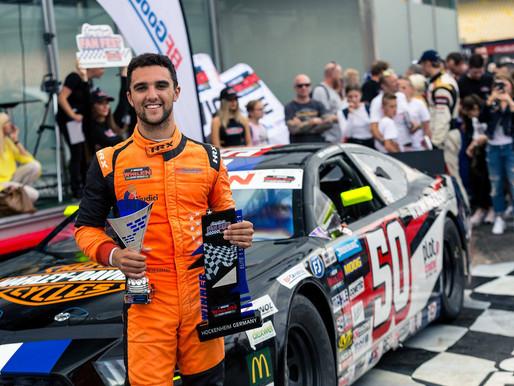 De Euro NASCAR-titel is het doel voor Hendriks Motorsport