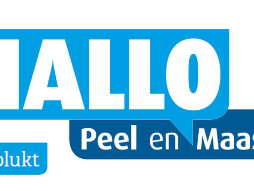 Paddock14 in HALLO Peel en Maas weekblad