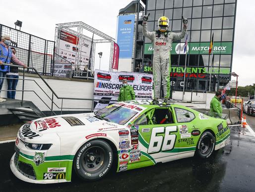 DF1 Racing platziert am Circuit Zolder alle drei Autos auf den Toprängen
