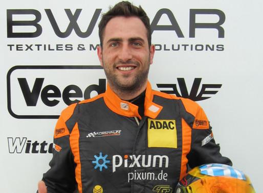 Marko Stipp - DF1 Racing: Deutschsprachige Kooperation für Hockenheim