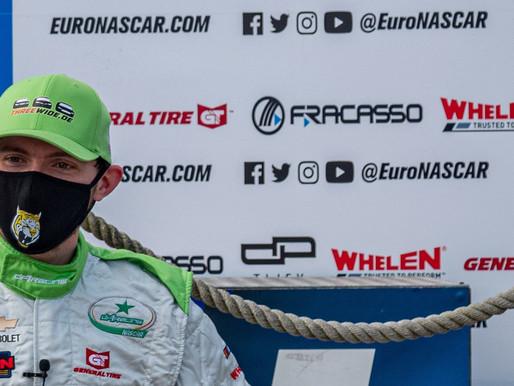 DF1 Racing siegt mit Alain Mosqueron in der Club Challenge – Gute Nachrichten aus der EuroNASCAR-2-S