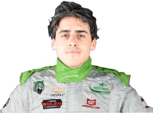 DF1 Racing verpflichtet Nicolo Rocca für die EuroNASCAR-PRO-Meisterschaft 2020