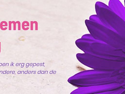 Fleur-Bloemen-Stichting 'STOP PESTEN...'