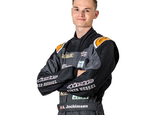 DF1 Racing verpflichtet den schnellen Dänen Andreas Jochimsen