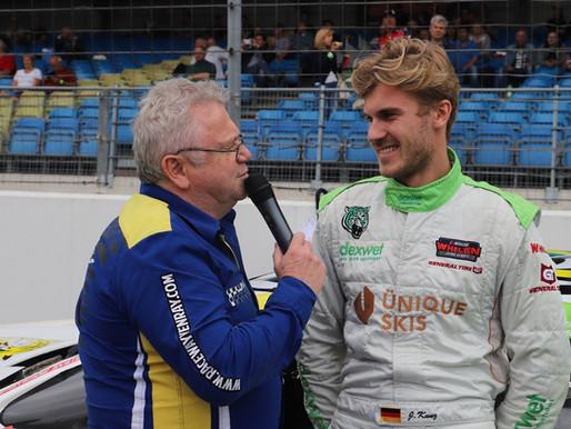 dexwet-df1 racing schließt erfolgreiche reguläre NWES Saison mit Oval-Rennen in den Niederlanden ab