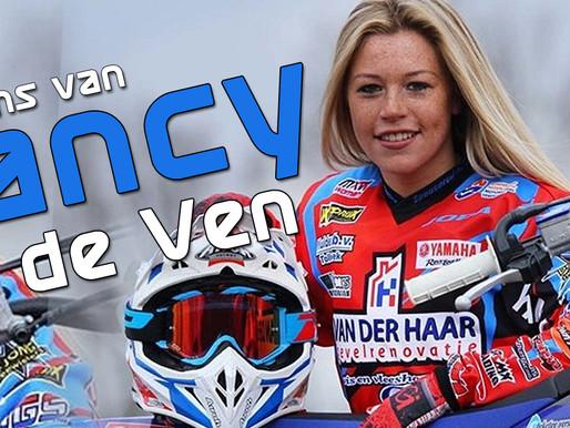 """Nancy van de Ven, """"One Goal"""" To become motorcross world champion"""