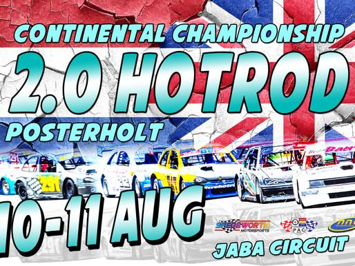 Continental Championship 2.0 Hot Rod Posterholt