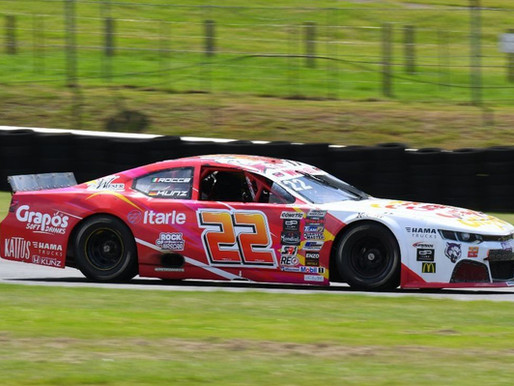 EuroNASCAR Pro: Rocca in a good position in the title race