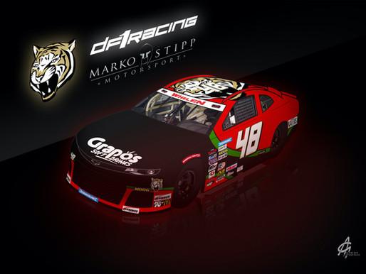 Kooperation zwischen DF1 Racing und Marko Stipp Motorsport.