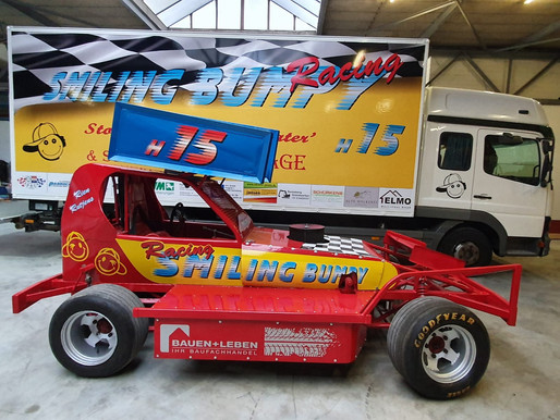 STOCKCAR F1 TWO-SEATER