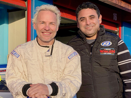 Motorsports icon Jacques Villeneuve to compete full-time in NASCAR Whelen Euro Series