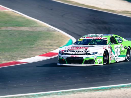 DF1 Racing mit solidem Start in die EuroNASCAR-Saison 2020 in Vallelunga