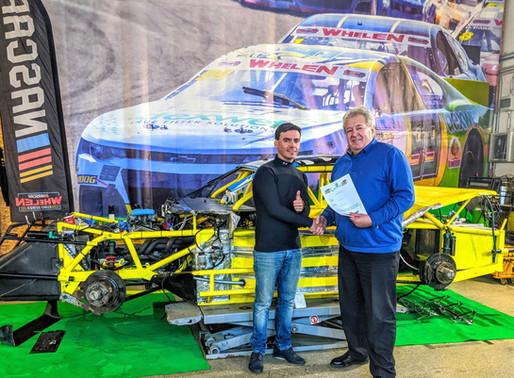 DF1 Racing signs three-time champion Ander Vilarino