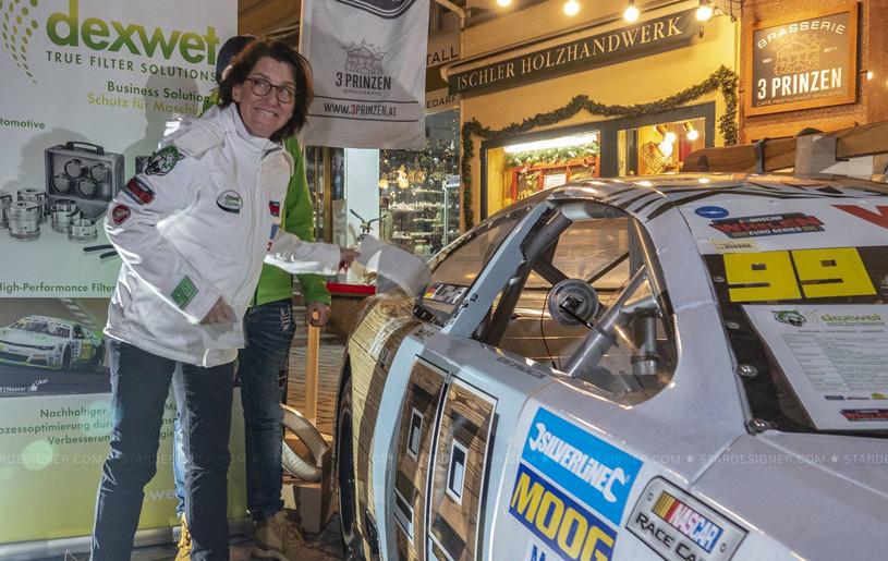 Ellen Lohr - Dexwet-DF1 Racing