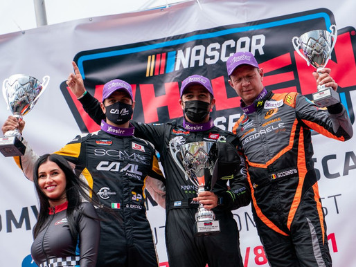 EN Pro: Solides Wochenende für DF1 Racing in Most