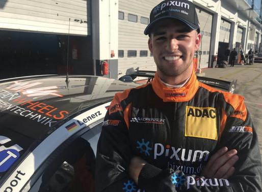 DF1 Racing nimmt Youngster Marcel Lenerz aus Deutschland unter Vertrag
