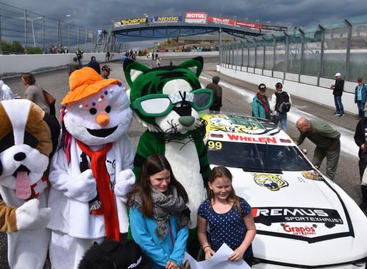 Dag 2 Nascar Whelen, Raceway Venray 14-07-2019 met DEXWET-DF1 Racing.