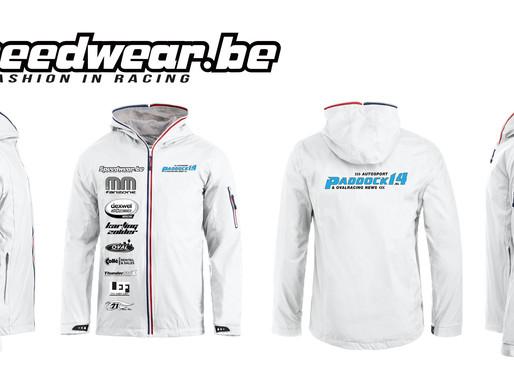 Teamkleding voor Paddock14.nl