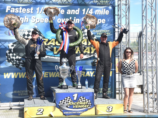 Flashback - Raceway Venray 25-07-2021