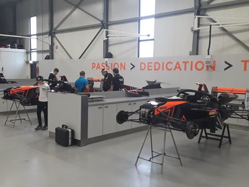 MBM Sportmanagement goes Van Amersfoort Racing