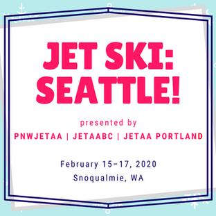 JET Ski: Seattle!