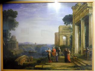 Enée et Didon à Carthage