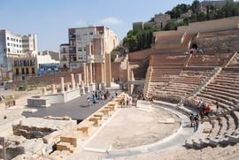 Théâtre romain à Carthagène
