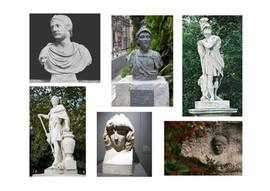 Statues d'Hannibal