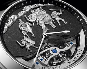 Une montre en hommage à Hannibal