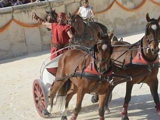 Grands jeux romains à Nîmes : Hannibal à l'honneur
