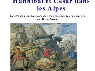 Hannibal et César dans les Alpes