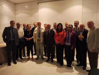 Rencontre avec le club Hannibal à Tunis
