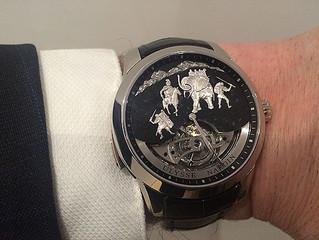 """Prix de la montre """"Hannibal"""""""