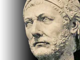 Statue d'Hannibal à Carthage
