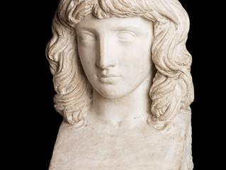Sculpture d'Hannibal enfant