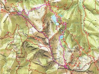 Campi di Annibale (1750m d'altitude)