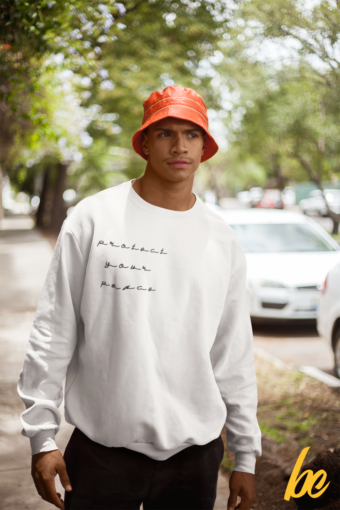 Protect Your Peace Crewneck Sweater