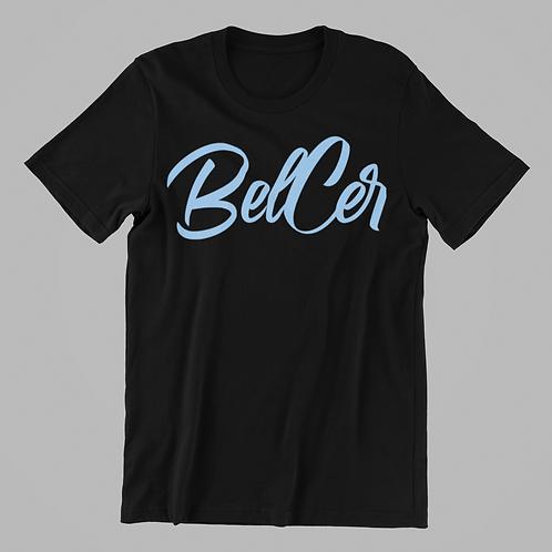 """Light Blue """"BELCER"""" SS Tee"""