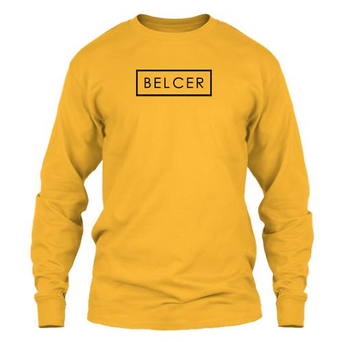 Black Belcer Recked Tee