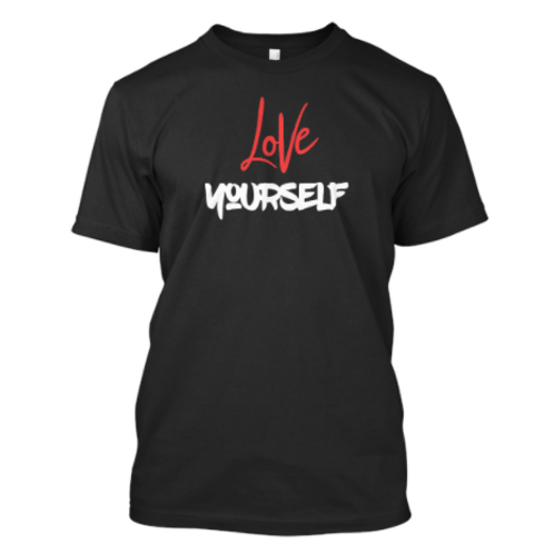 Love Yourself SS Tee