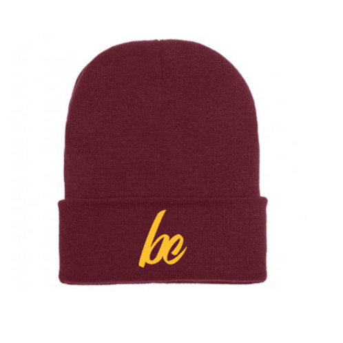 Exclusive Gold BC Beanie