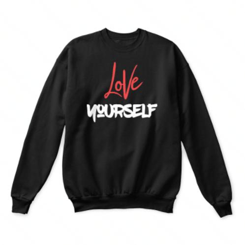 Love Yourself Crewneck
