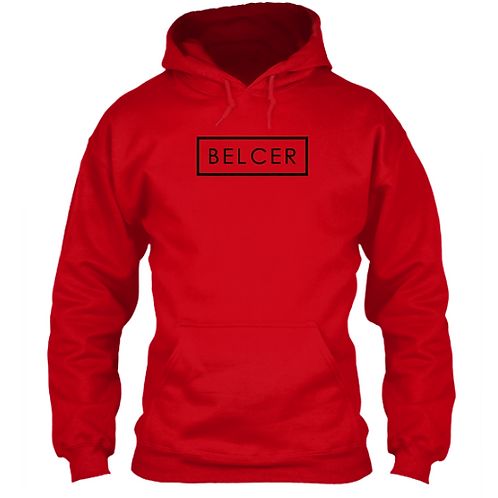 Black Belcer Recked Hoodie