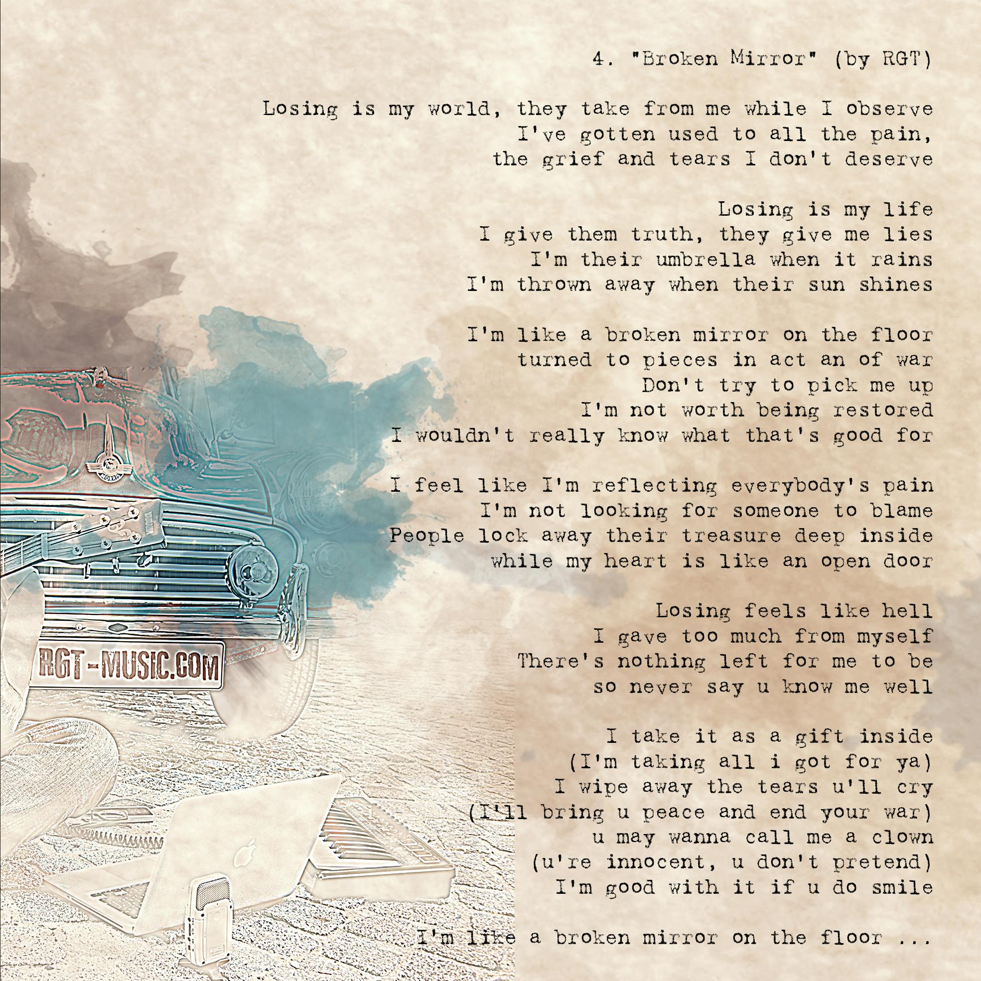 04 Broken Mirror
