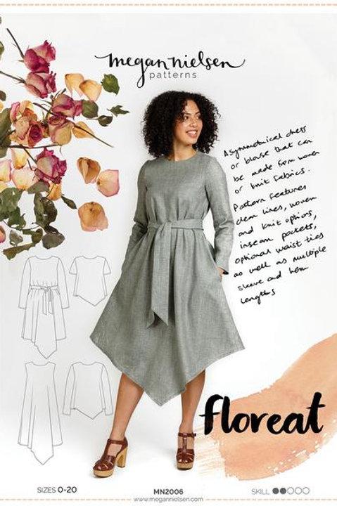 Floreat Dress Pattern
