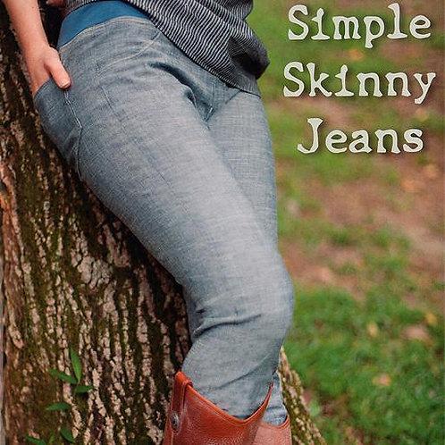 Simple Skinny Jeans Pattern