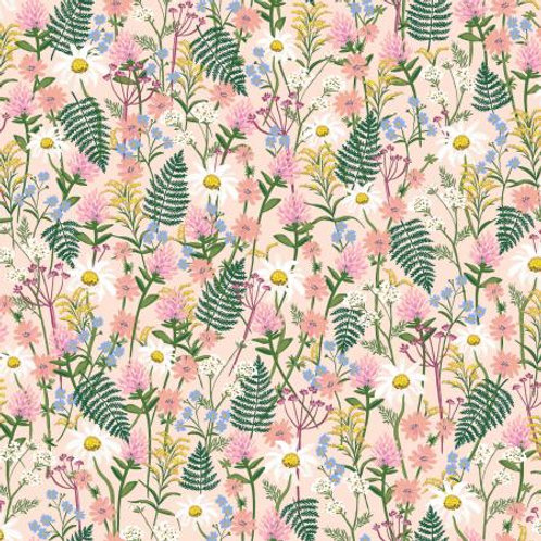 Wildflowers - Rose