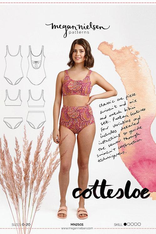 Cottesloe Swimsuit Pattern